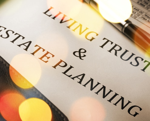 Living Trusts and Lewiston Real Estate