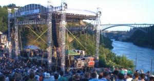 Artpark Concert Stage