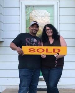 Antonio and Michelle new house